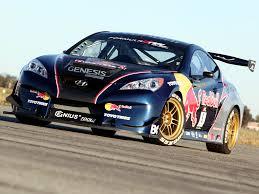 hyundai genesis drift 2009 rmr bull hyundai genesis coupe drift tuning race racing d