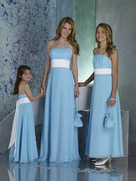 baby blue and white bridesmaid dresses dresses trend