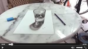 disegni bicchieri sembra un bicchiere ma 礙 un disegno tridimensionale centro meteo