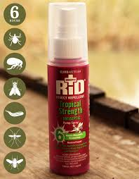 rid tropical strength insect repellent spray safari u0026 travel