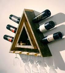 unique wine racks 10 cool wine rack ideas hative