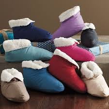 Mens Duvet Slippers Family Down Slippers The Company Store