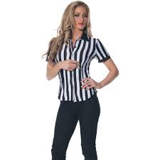 referee shirt halloween costume walmart com