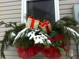 christmas window decorations with pictures and warmth