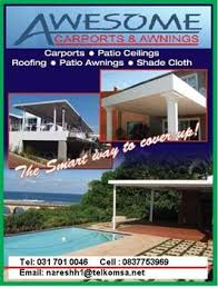 Awnings Durban Aa Awnings And Carports Durban Kwazulu Natal Pools Hotfrog