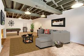 Partially Finished Basement Ideas Partially Finished Basement Ideas To Bring Your Basement