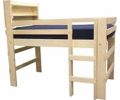 youth loft bed for kids youth teen made in usa