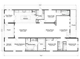 4 Bedroom Open Concept Floor Plans Open House Floor Plan U2013 Novic Me