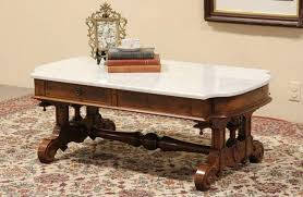 antique marble coffee table antique marble top coffee table new home interior design ideas