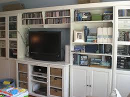 bookshelf with tv space unac co