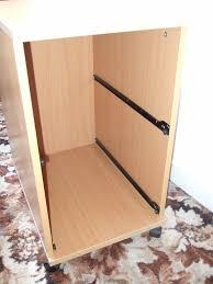 two drawer hard melamine finish beech wood effect filing cabinet