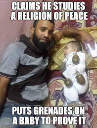 Peace Meme - religion of peace imgflip