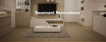 Basement Renovations Groupa Contracting Basement Renovations