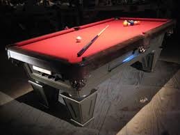 what is a billiard table how to build a pool table hgtv
