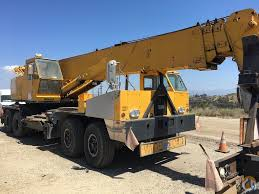kenworth trucks for sale in california 1977 p u0026h t750 hydraulic truck crane for sale in los angeles