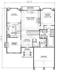 153 1458 house plan first floor 1801 2100 sq ft pinterest