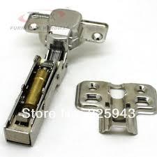 new ss304 insert hydraulic brass buffer furniture kitchen cabinet