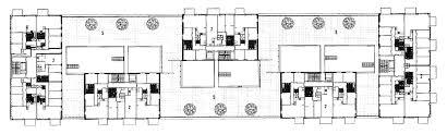 Esherick House Floor Plan by Double House Mvrdv Plan House Interior