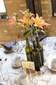 wine bottle wedding centerpieces 24 stunning wine bottle centerpieces you never thought could