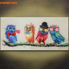online buy wholesale owl art from china owl art wholesalers