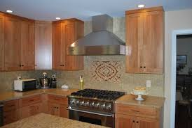 Cherry Wood Cabinets Kitchen Natural Cherry Kitchen Remodel In Rochester Ny Concept Ii