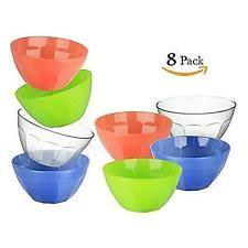 plastic bowls ebay