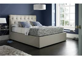 4ft Ottoman Storage Beds by Kaydian Versace Automatic Ottoman Storage Bed 4ft 6 Double