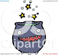 halloween coldren background clipart boiling witch cauldron 4 royalty free vector