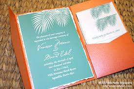 palm tree wedding invitations palm tree fronds wedding invitations my personal artist