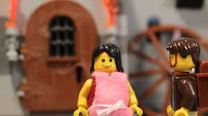 the christmas story in lego youtube
