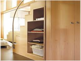 cool under stair storage traditional closet toronto by lipa home