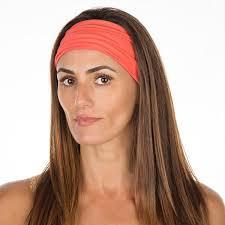 headbands that don t slip new solid cotton grab bag 9 non slip headbands vero brava