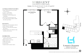 50 regent modern luxury apartments in jersey city liberty harbor view floorplan