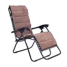 Indoor Zero Gravity Chair Amazon Com Apex Living Soft Suede Seat Cushion For Patio