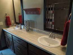 Prefab Granite Vanity Tops Countertops After Formica Countertops Advanced Resurfacing