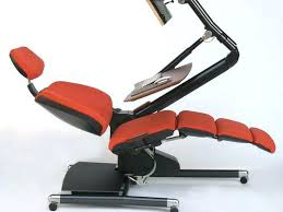 reclining desk chair best reclining office chair with footrest