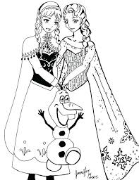 elsa and anna coloring pages to print elsa and anna frozen coloring pages frozen coloring pages just