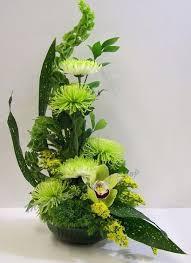 contemporary floral arrangements contemporary flower
