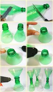 ornaments with pet bottle 50 ideas to use in the