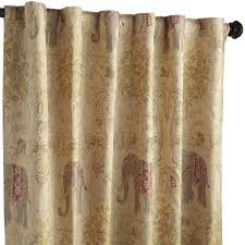 Elephant Curtains For Nursery Nursery Decors U0026 Furnitures Curtains On Sale In Conjunction With