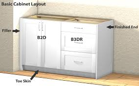 kitchen cabinets u2013 base custom kitchen base cabinets home