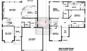 two storey home plans canada u2013 house style ideas