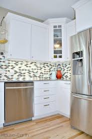 Glass Tile Kitchen Backsplash Ideas Kitchen Tile Backsplashes Kitchen Backsplash Ideas With Inspiring