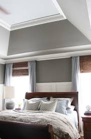 tray ceiling painting ideas bedroom tray ceiling moldingpainting