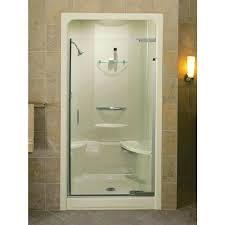 Installing Frameless Shower Doors Kohler Frameless Shower Doors Levity Bypass Door Sliding