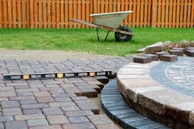 Average Cost Of Flagstone Patio by Pro Tips For A Professional Paver Patio Installation Inch Calculator