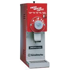 grindmaster 875s red etl slimline 3 lb coffee grinder 115v