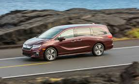 minivans top speed 2018 honda odyssey first drive review car and driver