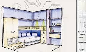desain interior image contoh sketsa interior kamar anak proses desain interior di