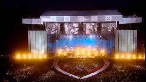 Conhecido U2 Sombras e Árvores Altas - Blog: As modificações no palco do U2  @VG38